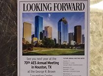 Next AES annual convention will be in Texas