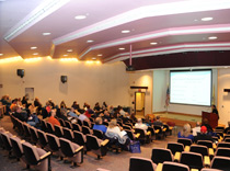Audience at Hackensack University Medical Center