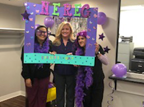 Morristown Northeast Regional Epilepsy Group International Epilepsy Day