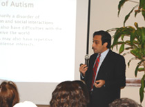 Autism and epilepsy - Dr. Georges Ghacibeh